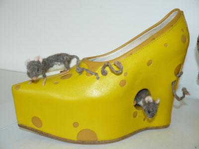 Crazy Schuh